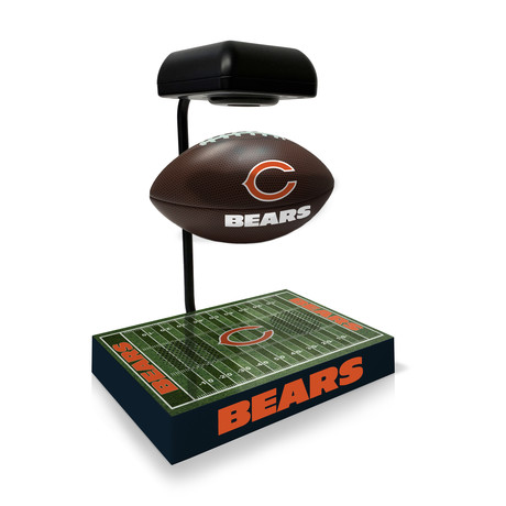 Chicago Bears Hover Football + Bluetooth Speaker