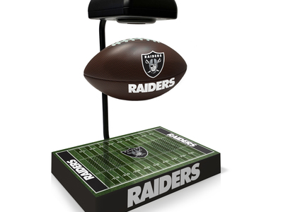 photo of Las Vegas Raiders Hover Football + Bluetooth Speaker by Touch Of Modern