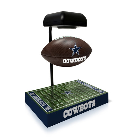 Dallas Cowboys Hover Football + Bluetooth Speaker