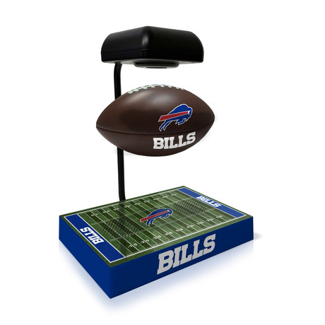 Buffalo Bills Hover Football + Bluetooth Speaker