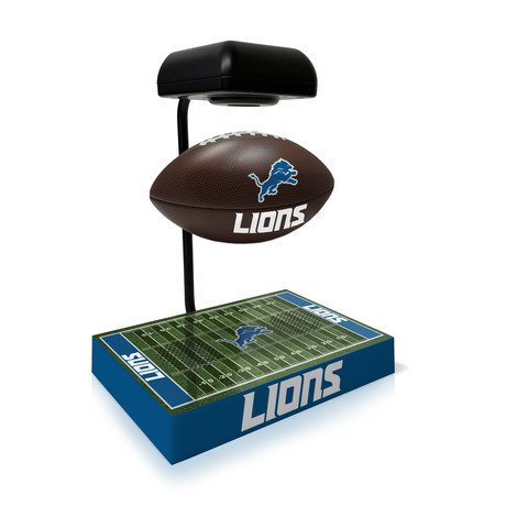 Detroit Lions Hover Football + Bluetooth Speaker