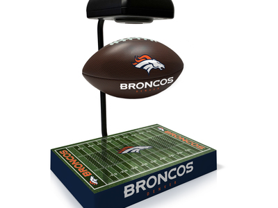 photo of Denver Broncos Hover Football + Bluetooth Speaker by Touch Of Modern