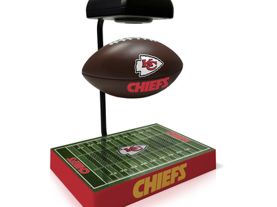 photo of Kansas City Chiefs Hover Football + Bluetooth Speaker by Touch Of Modern