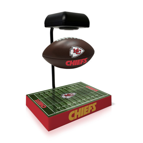 Kansas City Chiefs Hover Football + Bluetooth Speaker