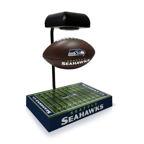 Seattle Seahawks Hover Football + Bluetooth Speaker