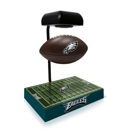 Philadelphia Eagles Hover Football + Bluetooth Speaker