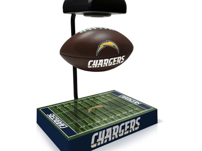 photo of La Chargers Hover Football + Bluetooth Speaker by Touch Of Modern