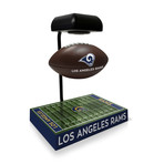 La Rams Hover Football + Bluetooth Speaker