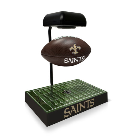 New Orleans Saints Hover Football + Bluetooth Speaker
