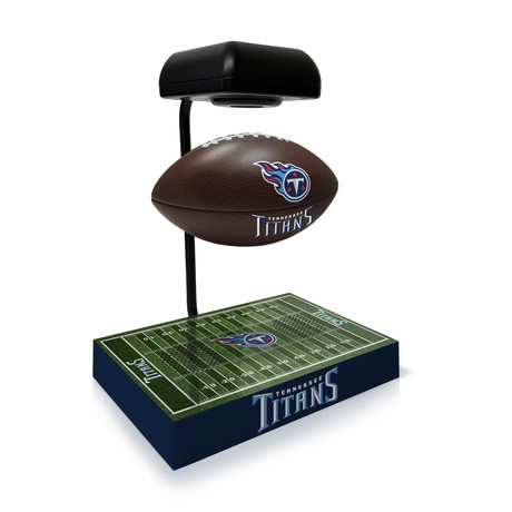 Tennessee Titans Hover Football + Bluetooth Speaker