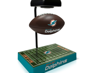 photo of Miami Dolphins Hover Football + Bluetooth Speaker by Touch Of Modern