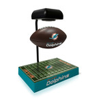 Miami Dolphins Hover Football + Bluetooth Speaker