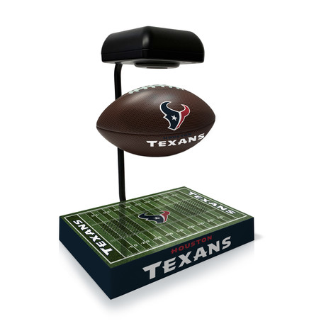 Houston Texans Hover Football + Bluetooth Speaker