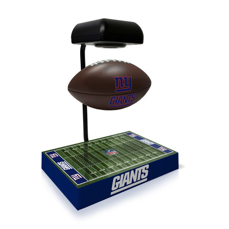 New York Giants Hover Football + Bluetooth Speaker