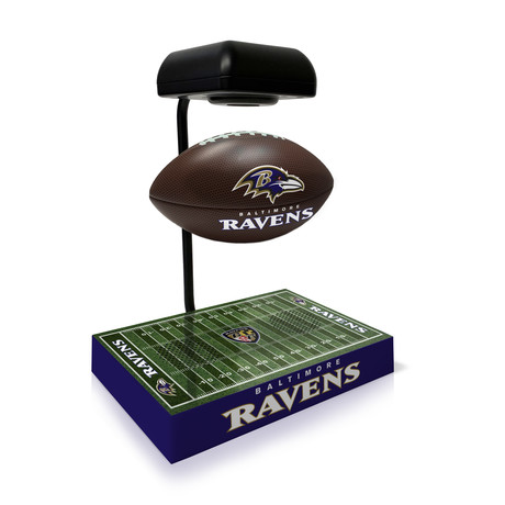 Baltimore Ravens Hover Football + Bluetooth Speaker
