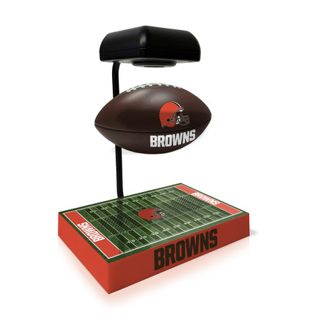 Cleveland Browns Hover Football + Bluetooth Speaker