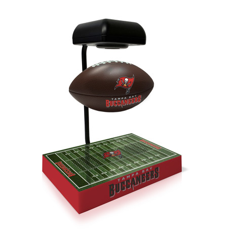 Tampa Bay Buccaneers Hover Football + Bluetooth Speaker