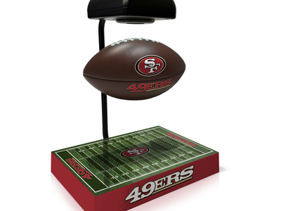 photo of San Francisco 49Ers Hover Football + Bluetooth Speaker by Touch Of Modern