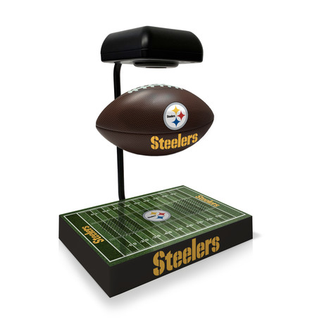 Pittsburgh Steelers Hover Football + Bluetooth Speaker