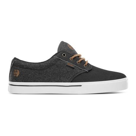 Jameson 2 Eco Sneaker // Dark Gray + White + Gum (US: 5)