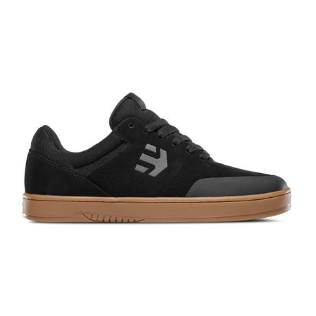 Marana Sneaker // Black + Dark Gray + Gum (US: 5)