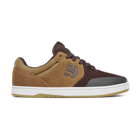 Marana Sneaker // Brown + Tan (US: 5)