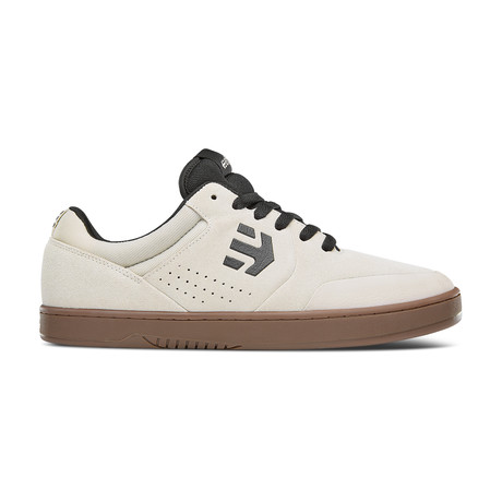 Marana Sneaker // White + Black + Gum (US: 5)