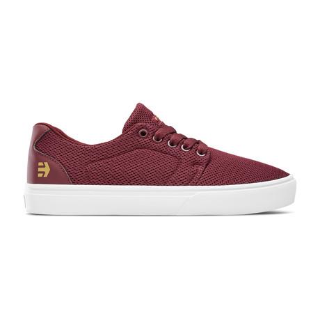 Stratus Sneaker // Burgundy + Tan (US: 5)