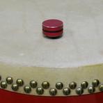 Humbird Bone-Conducting Speaker // Red (Single Speaker)