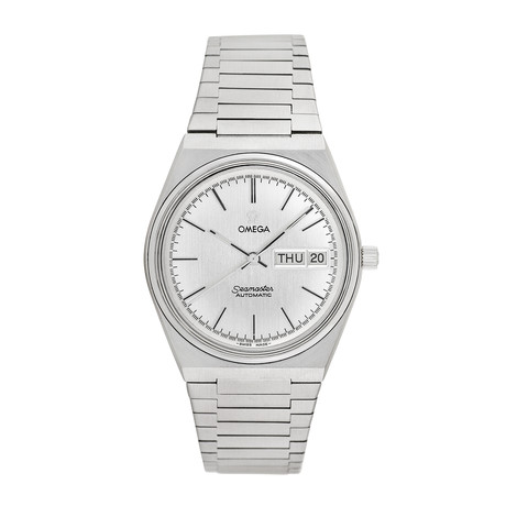Omega Vintage Seamaster Day/Date Automatic // Pre-Owned