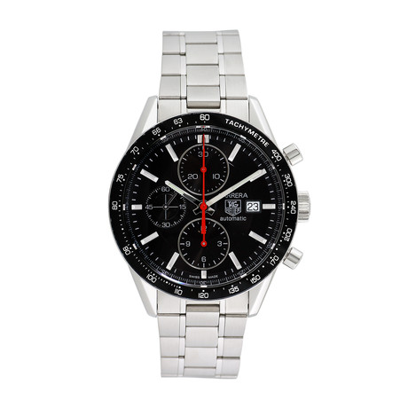 Tag Heuer Carrera Chronograph Automatic // Pre-Owned