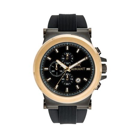 Aimant Monaco Chronograph Quartz // GMO-180SI1-1GC