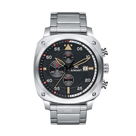 Aimant Dakar Chronograph Quartz // GDA-230SS-1S