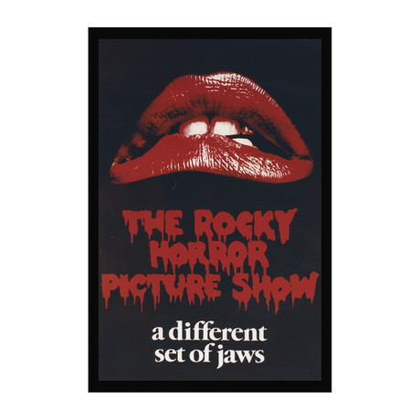 Vintage Movie Poster // The Rocky Horror Picture Show