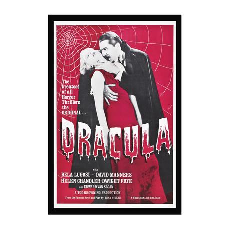 Vintage Movie Poster // Dracula