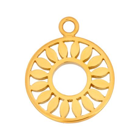 Nouvelle Bague 18k Yellow Gold Pendant
