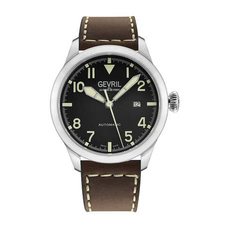 Gevril Vaughn Swiss Automatic // 46006