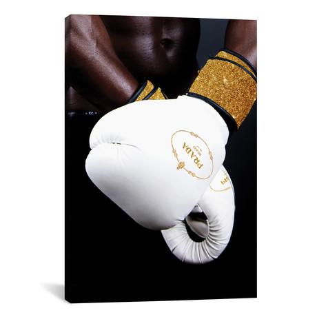 "Prada Boxing // Alexandre Venancio (12""W x 18""H x 0.75""D)"