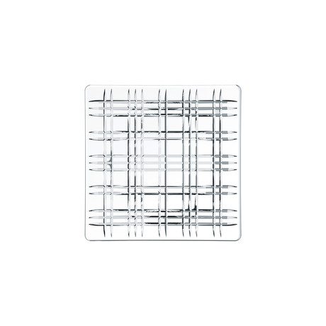 "Square // 11"" Square Plate // Set of 4"