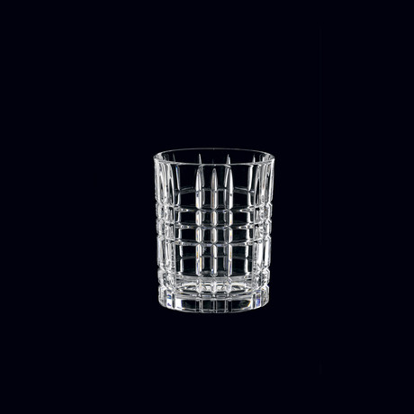 Square // Whisky Glasses // Set of 8