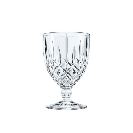 Noblesse // All Purpose Glass Tall Goblet // Set of 8