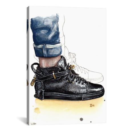 """Buscemi Sneaker (18""""W x 26""""H x 0.75""""D)"""