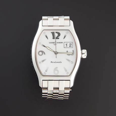 Ulysse Nardin Michelangelo Automatic // 223-48-7/40 // Store Display