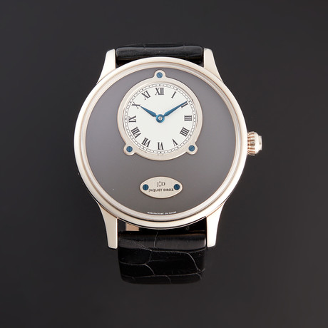 Jaquet Droz Petite Heure Minute Automatic // J005034201 // Store Display