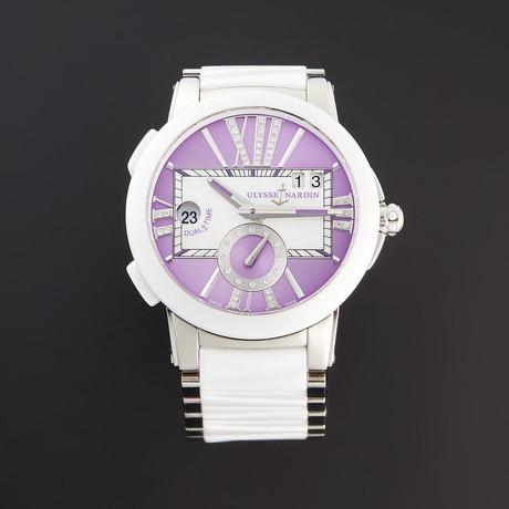 Ulysse Nardin Ladies Executive Dual Time Automatic // 243-10B // Store Display
