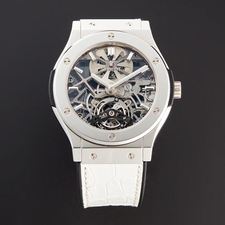 Hublot Classic Fusion Manual Wind // 505.TX.0170.LR // Pre-Owned