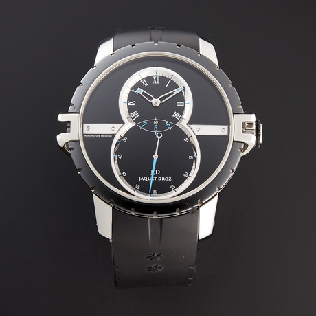 Jaquet Droz Grand Seconde SW Automatic // J029030440 // Store Display