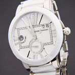 Ulysse Nardin Ladies Executive Dual Time Automatic // 243-10-7/391 // Store Display