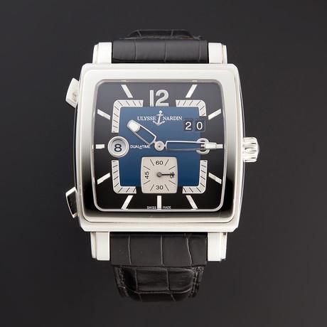 Ulysse Nardin Quadrato Dual Time Automatic // 243-92/632 // Store Display