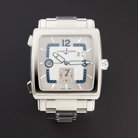 Ulysse Nardin Quadrato Dual Time Automatic // 243-92-7M/601 // Store Display